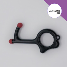 Load image into Gallery viewer, Safeline Key Multifunctional Brass Hand Tool