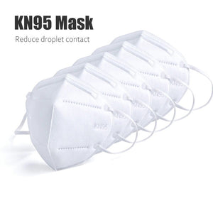 Safeline360 disposable respirator face dust masks ear loop