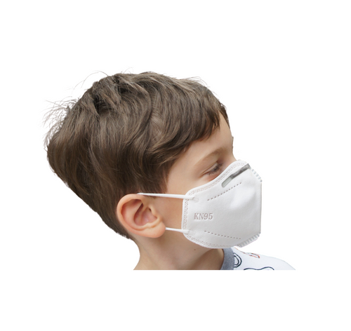 KIDS KN95 Respirator Face Mask FDA approved