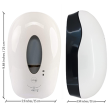 Load image into Gallery viewer, Safeline360 Touchless Foam and Soap Dispenser 1000 ml