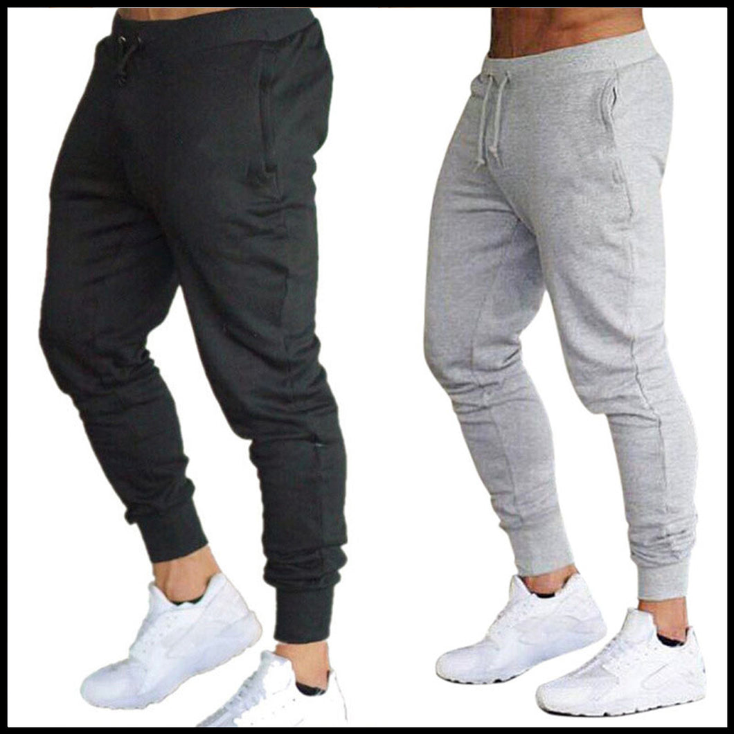 Men's Designer  Track Pants-Pack of 2