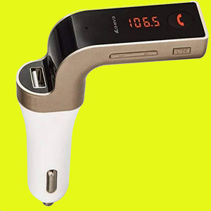 Car Mobile Charger CARG-7 CAR BLUETOOTH CHARGER DEVICE