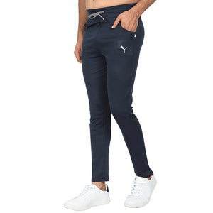 Black and Navy Blue Men's- Joggers- Pack of 2