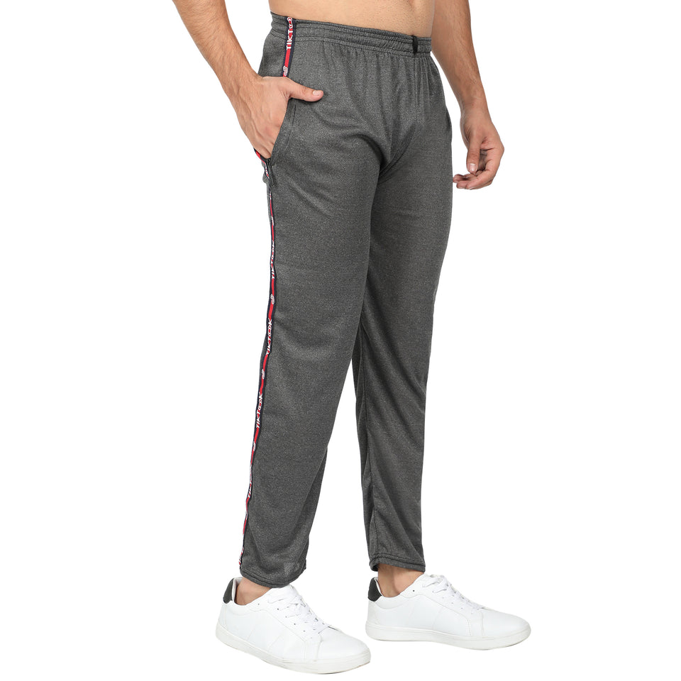 Men's Track Pants-Grey