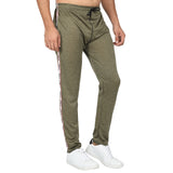Men's  Black ,Brown , Grey Track Pants -Pack of 3