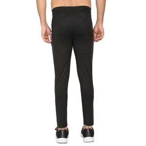 Men's Track Pants-Black