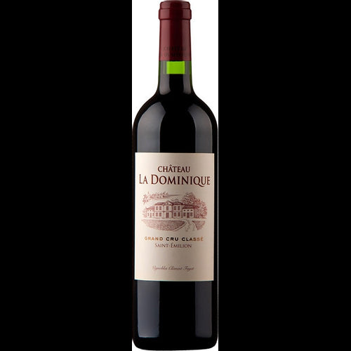 Chateau La Dominique - Saint Emilion Grand Cru Classé 2010
