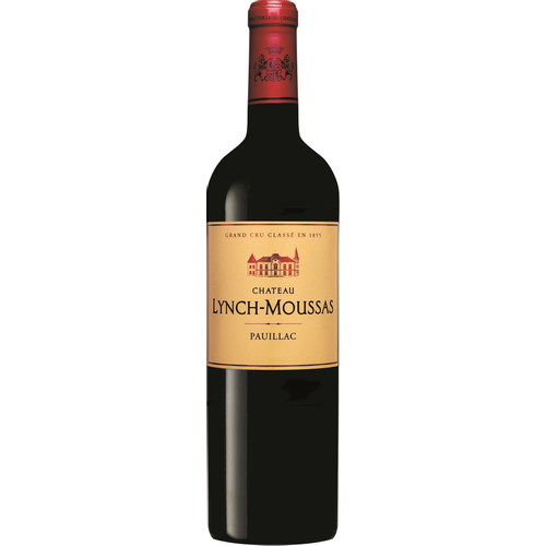 Chateau Lynch-Moussas - Pauillac 5e Grand Cru Classé 2015 (Magnum)
