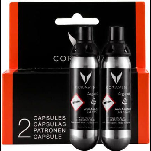 Coravin A65 Capsule - 2 pack