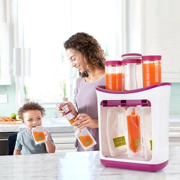 Shopahoo EasySqueeze Baby Food Station