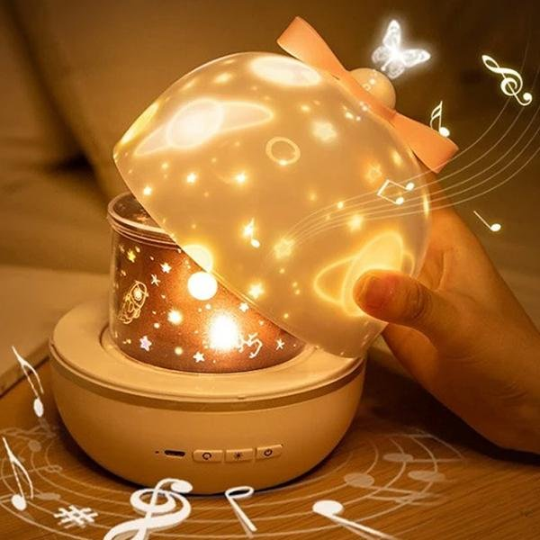Shopahoo Lullaby Music Projection Lamp