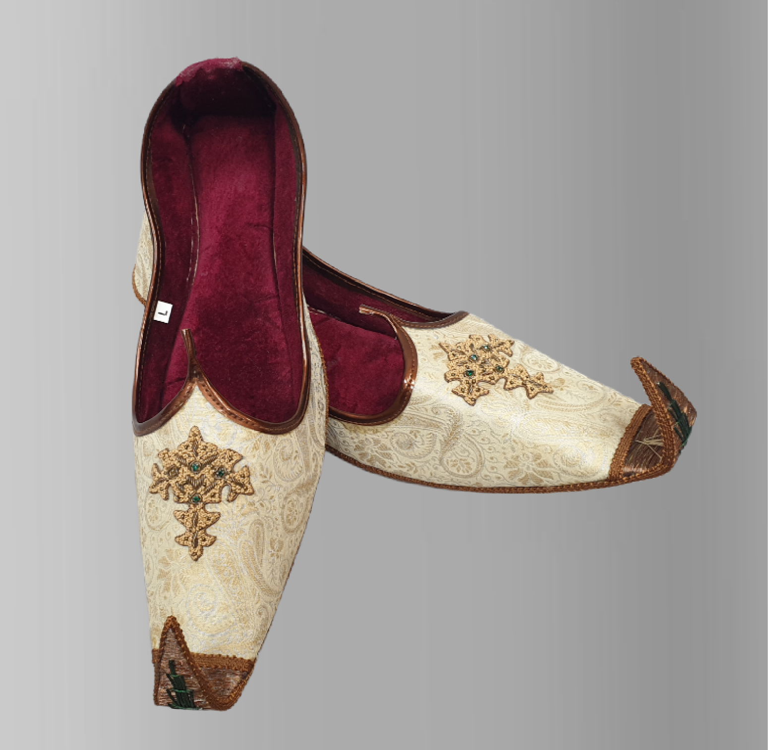 Men Hand Made khussa (Shoes)
