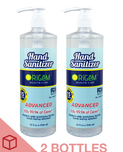 32 oz. Hand Sanitizer (2 count)