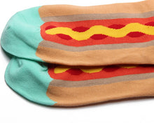Load image into Gallery viewer, Fun Variation Sox - Hotdog