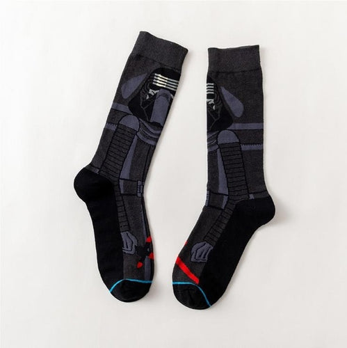 Star Wars Movie Men's or Women's Socks
