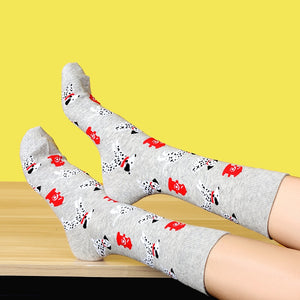 Fun Characters, Animals and Animation Sox - Dalmations