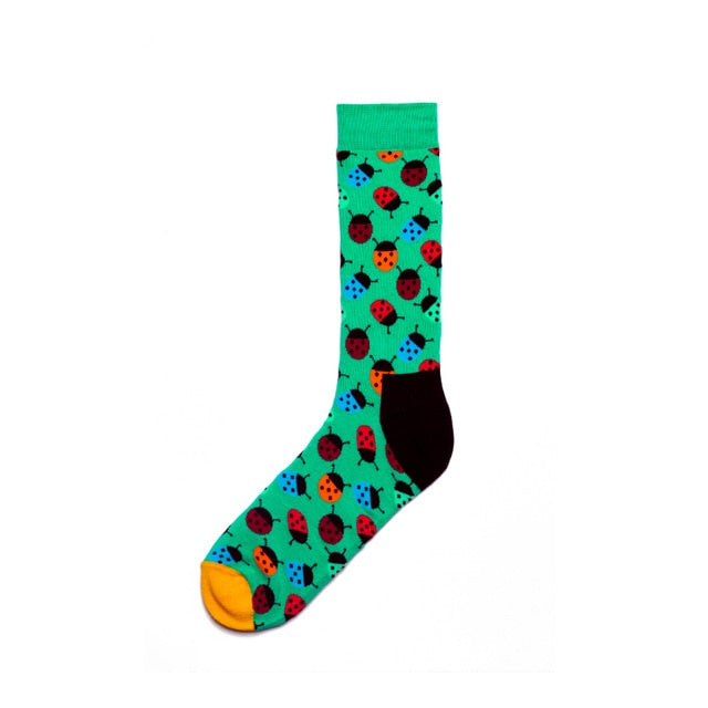 Fun Characters, Animals and Animation Sox - Lady Bugs