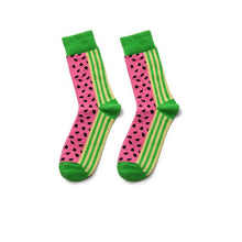 Load image into Gallery viewer, Fun Variation Sox - Watermelon