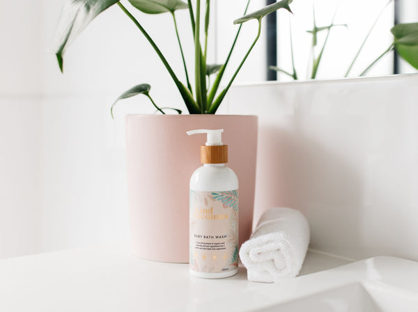 Natural Baby Bath Wash | Vegan Friendly | Made in Australia