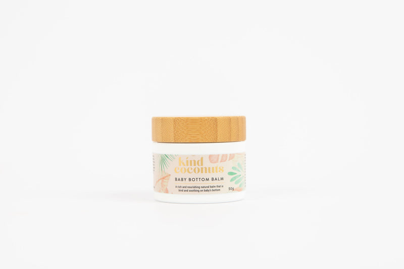 Kind Coconuts natural Baby Bottom Balm 50g