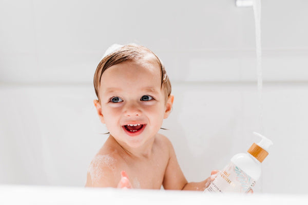 Organic Baby Bath Wash | Made In Australia | Kind Coconuts