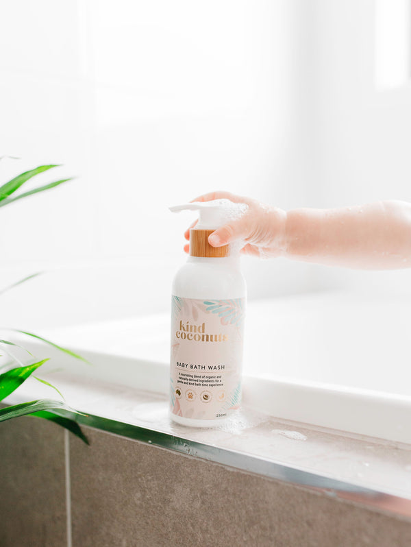 Natural Baby Bath Products | Made in Australia Kind Coconuts