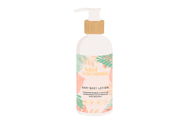 Baby Body Lotion - Available for Pre Order
