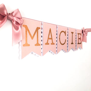Personalised Name Banner