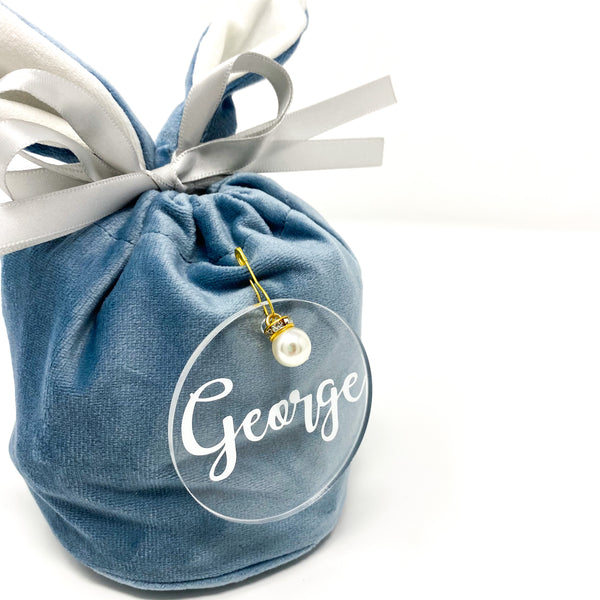 Personalised Easter Bunny Treat Bags ~ PRE-ORDER ONLY