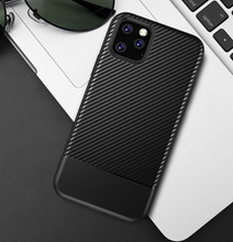 "Load image into Gallery viewer, ""CARBON"" - Ultra Thin Tough Carbon Fiber Case"