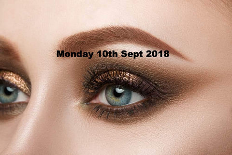 H,S and H workshop Mon 10th Sept 2018
