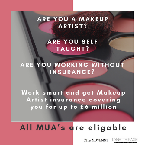 Makeup Artistry Health, Safety & hygiene course