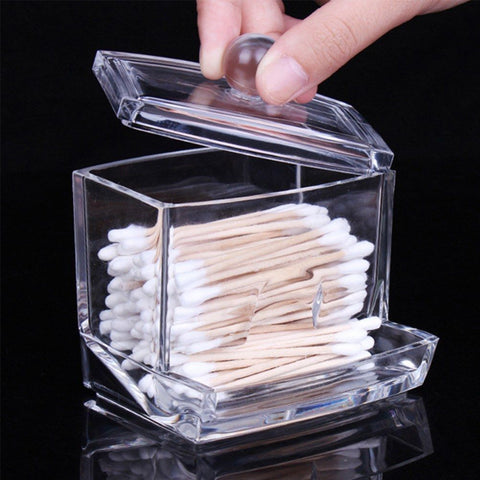 Cotton bud Storage Holder