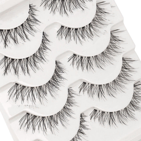 Natural whisp lashes