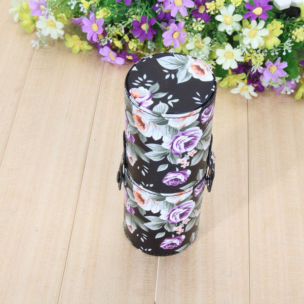 Floral Brush holder