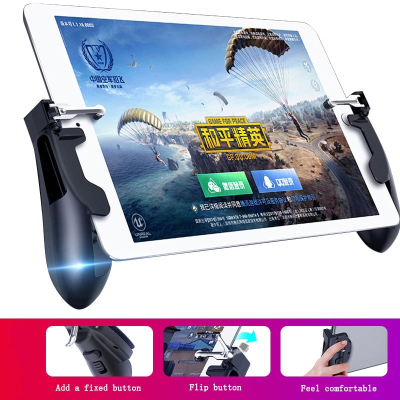 PUBG Mobile Controller for Ipad iPhone samsung