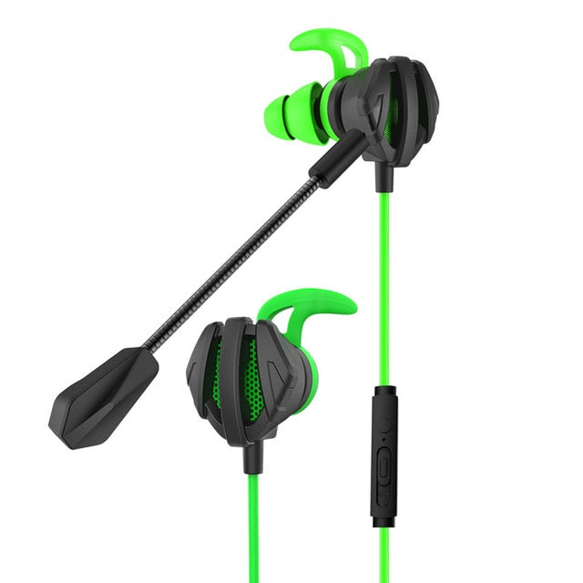 Lefon Gaming Earphones With HQ Mic