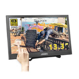 HD Portable Monitor touch screen