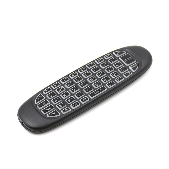 Mini Rechargeable Fly Mouse |  Game Keyboard