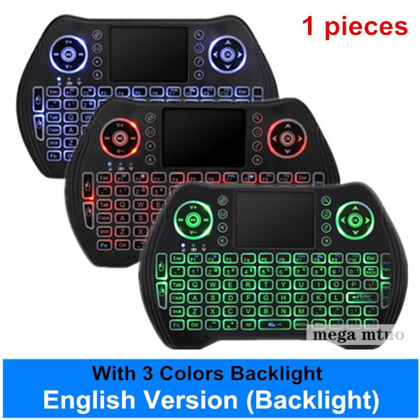 Wireless Keyboard Fly Air Mouse with Touchpad