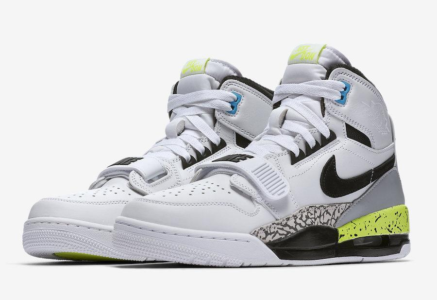 "JORDAN LEGACY 312 ""COMMAND FORCE"""