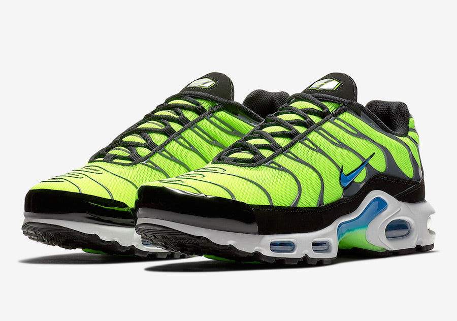"NIKE AIR MAX PLUS TN ""SCREAM GREEN"""