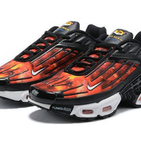 "NIKE AIR MAX PLUS 3 TN ""GALAXY BLACK ORANGE"" / 021879"