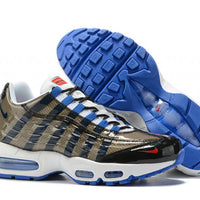 "NIKE AIR MAX 95""BLACK BLUE WHITE"""