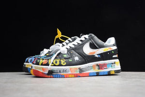 "NIKE AIR FORCE 1 LOW ""PARA-NOISE POWER ALLIANCE"" / AQ3692-100"