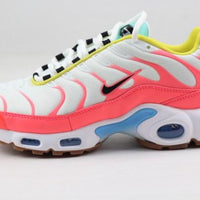 "NIKE AIR MAX PLUS TN ""WHITE PINK (W)"" / 016617"