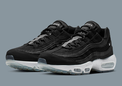 "NIKE AIR MAX 95 ""BLACK/REFLECT SILVER"""