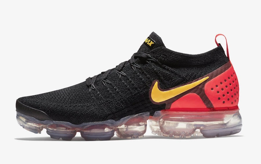 "NIKE AIR VAPORMAX 2 FLYKNIT ""LASER ORANGE"""