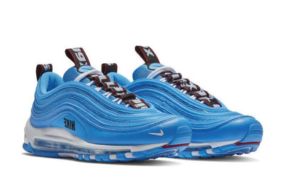 "NIKE AIR MAX 97 PREMIUM ""BLUE HERO"""