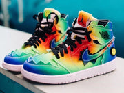 J BALVIN X AIR JORDAN 1 HIGH OG